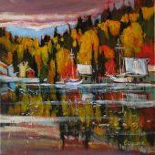 Gallery 8 Salt Spring Island - Artist Curtis Golomb