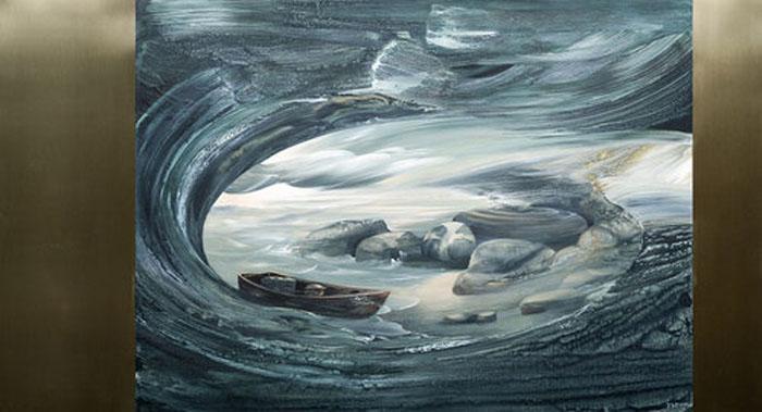 Gallery 8 Salt Spring Island - Artist JD Evans