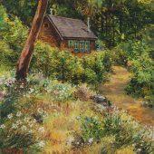 Gallery 8 Salt Spring Island - Artist Jade Boyd