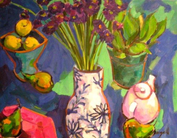 Gallery 8 Salt Spring Island - Artist Jae Dougall
