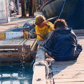 Gallery 8 Salt Spring Island - Artist Carol Evans Original Art