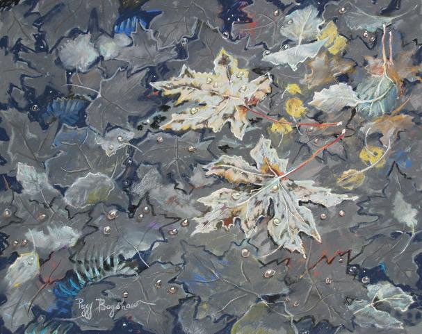 Gallery 8 Salt Spring Island - Artist Peggy Bagshaw
