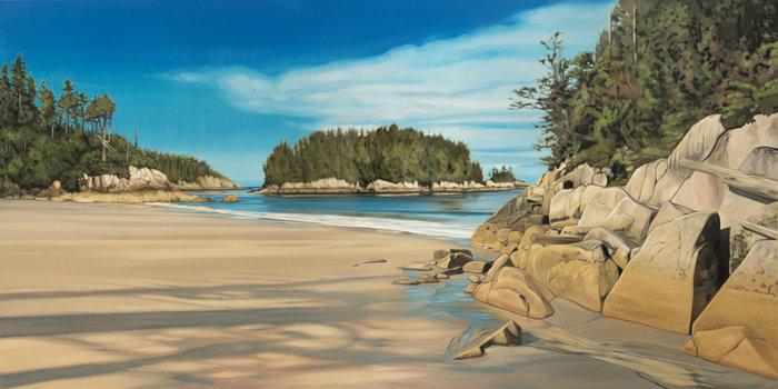 Gallery 8 Salt Spring Island - Artist Collin Elder