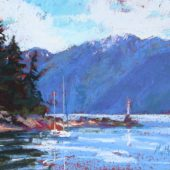 Gallery 8 Salt Spring Island - Artist Sheila Mather