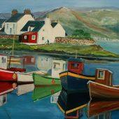 Gallery 8 Salt Spring Island - Artist Will Millar