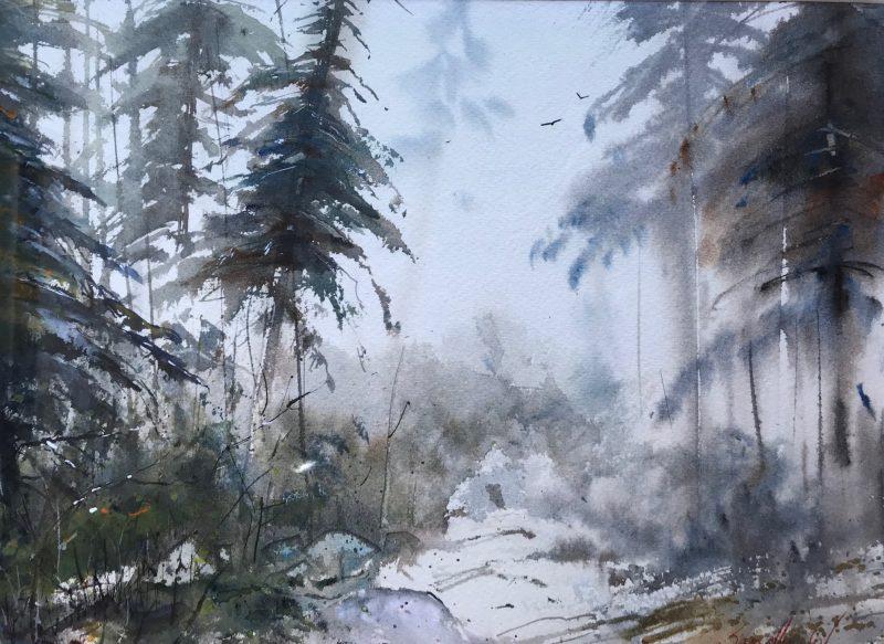 Gallery 8 Salt Spring Island - Artist Sandhu Singh