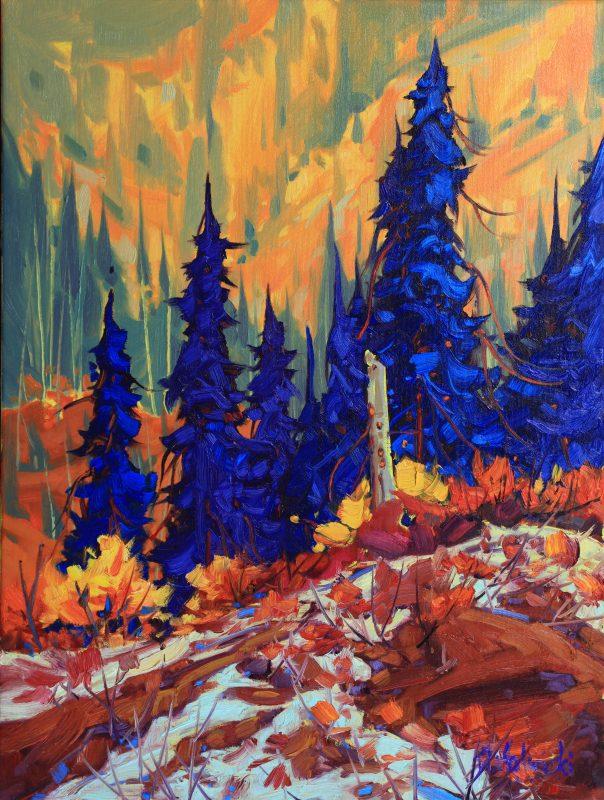 Gallery 8 Salt Spring Island - Artist Dominik J Modlinski