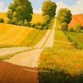 Gallery 8 Salt Spring Island - Artist Adam Noonan