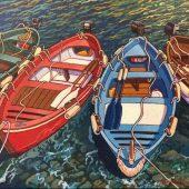 Gallery 8 Salt Spring Island - Artist Michael Stockdale
