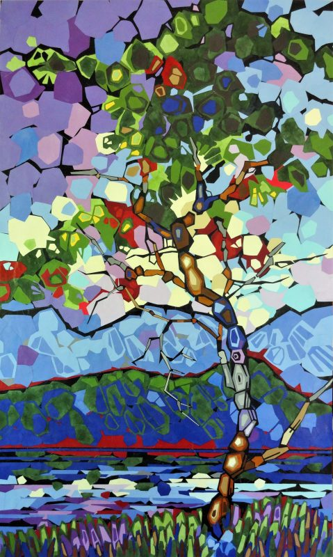 Gallery 8 Salt Spring Island - Artist Marc Baur