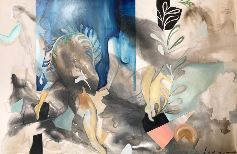 Gallery 8 Salt Spring Island - Taryn Brown