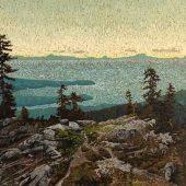 Gallery 8 Salt Spring Island - Artist Joel Mara