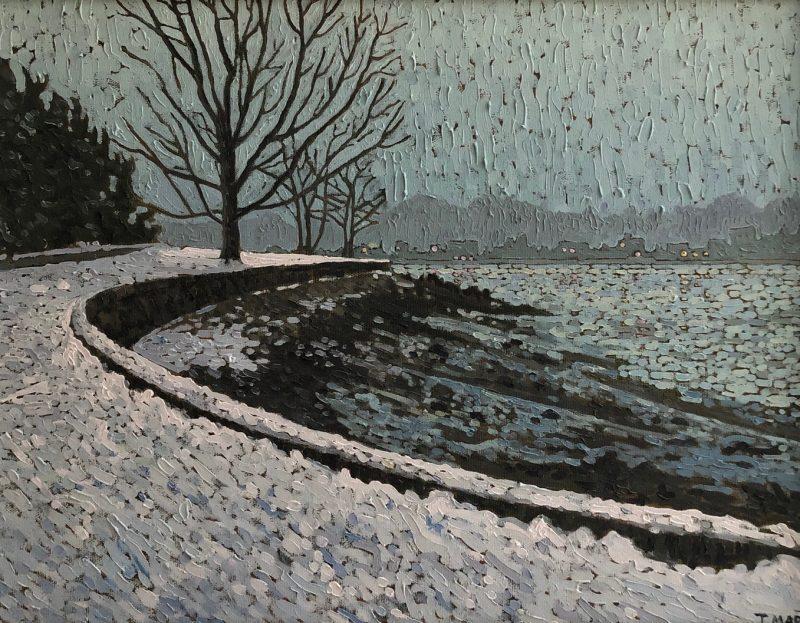 Gallery 8 Salt Spring Island - Joel Mara