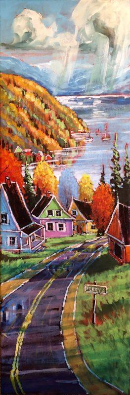 Gallery 8 Salt Spring Island - Curtis Golomb
