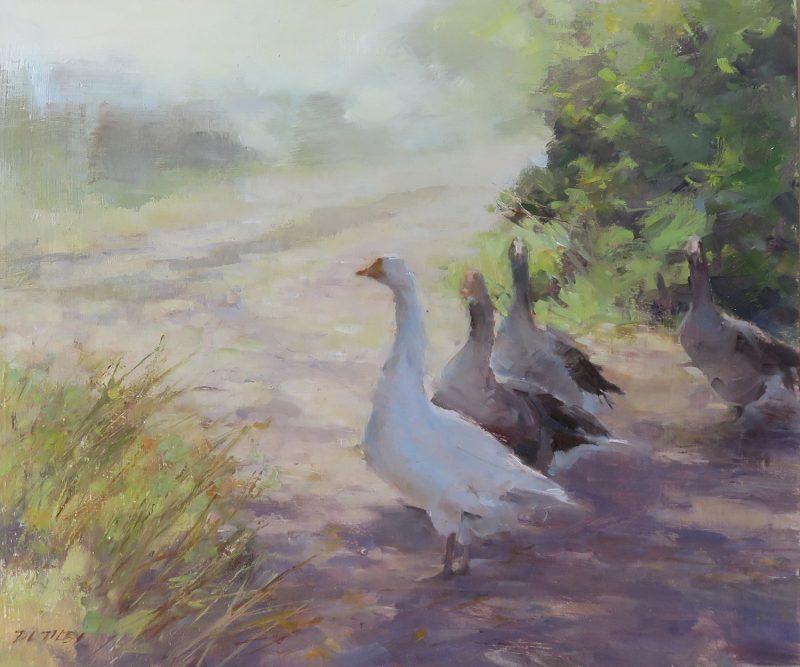 Gallery 8 Salt Spring Island - Deborah Tilby