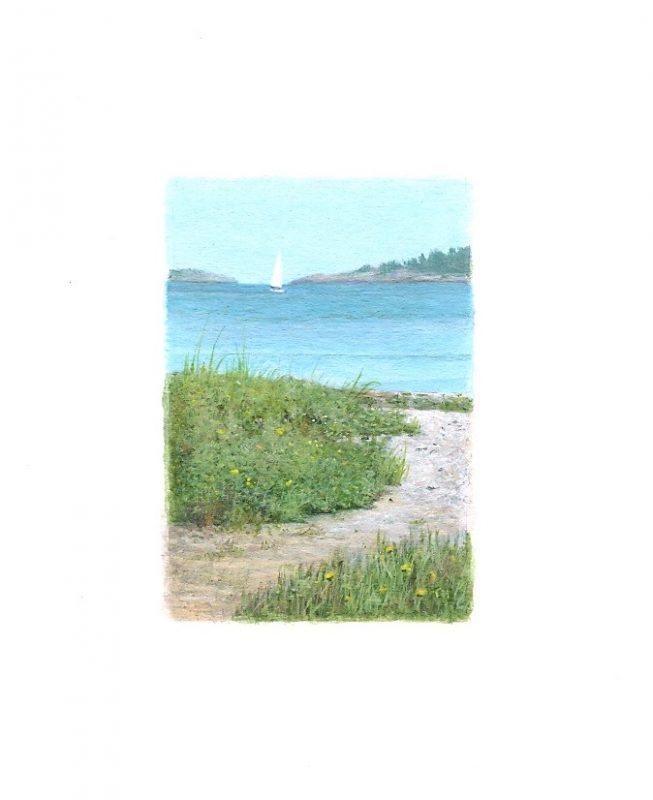 Gallery 8 Salt Spring Island - Tiffany Hastie