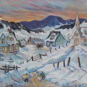 Gallery 8 Salt Spring Island - Peggy Bagshaw
