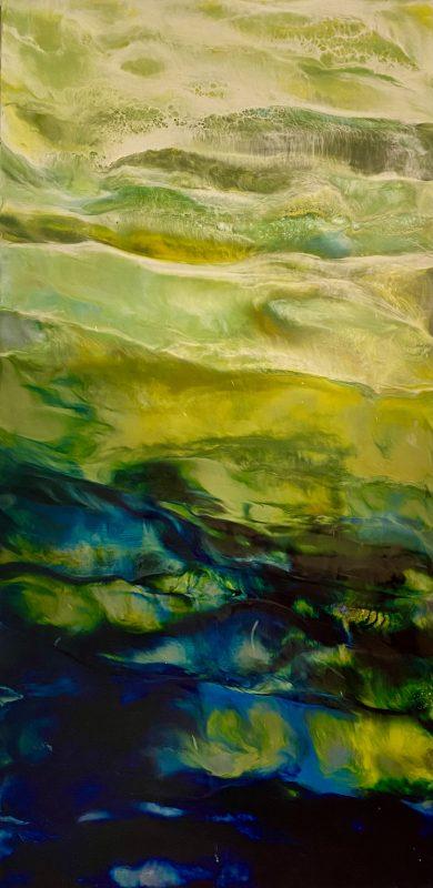 Gallery 8 Salt Spring Island - Artist Shelley Wuitchik